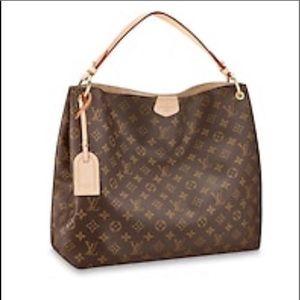 Graceful MM LV bag
